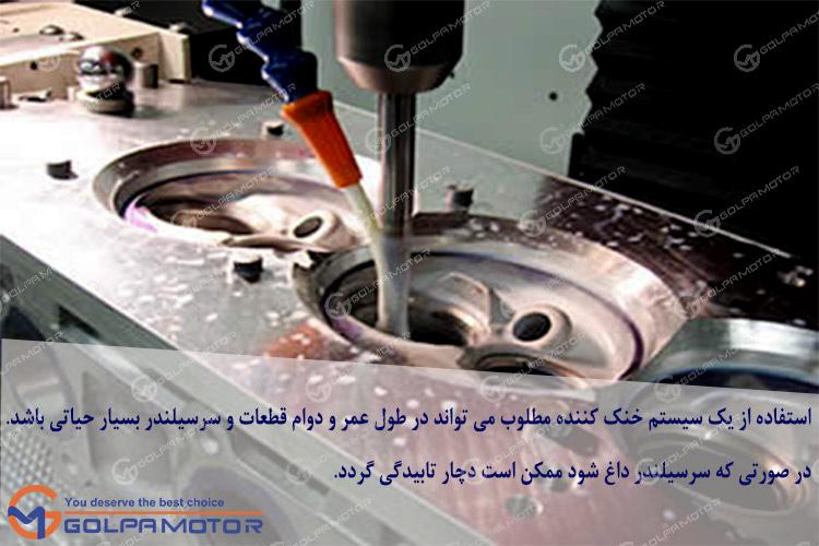 کارخانه تولید سرسیلندر نیسان